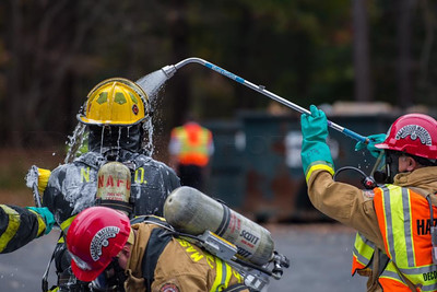 Hazmat Incident - Bayfield Dr, Andover, MA - 11/02/16