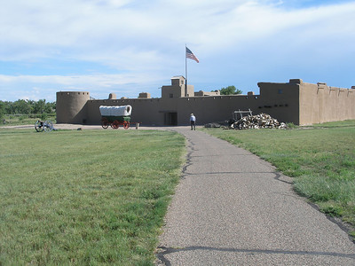 2011-08-05 - Bent's Old Fort National Historic Site