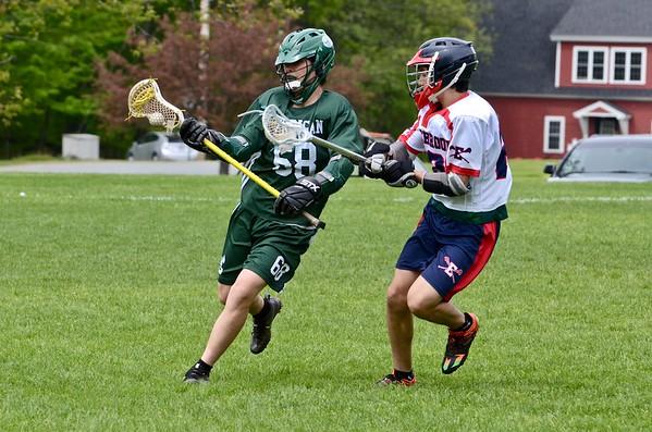 Thirds Lacrosse vs. Eaglebrook