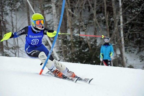 School Alpine: Lakes Region Slalom Championship | By Heather Black