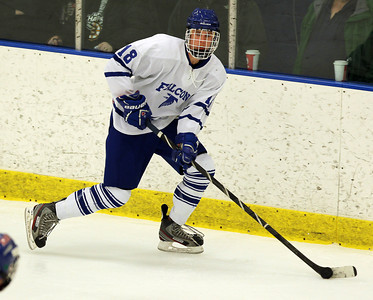 Danvers vs Somerville Boy's Hockey