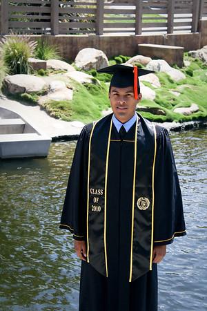 Morales Graduation