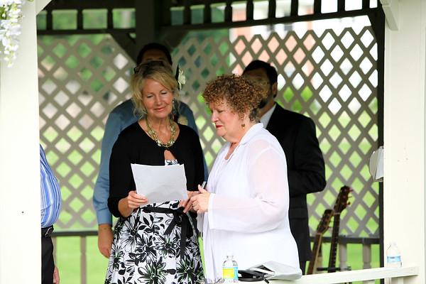 Linville - Ceremony