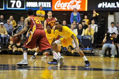 28824 Basketball vs. Iowa State