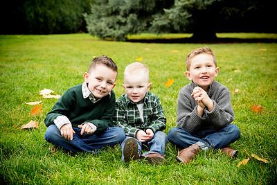 Clausen Family