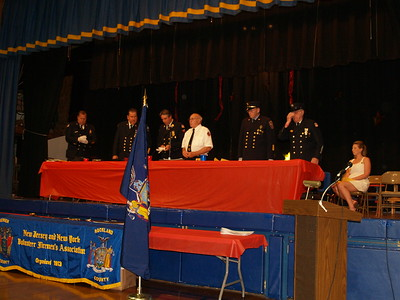 97th Annual Convention NJ & NY Volunteer Firemen's Association, Inc.