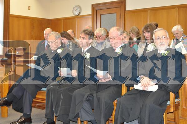 Supreme Court Justice Stephan Schick