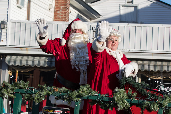 2018-12-1 Hampton Christmas Parade