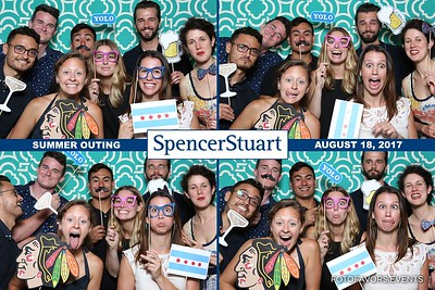 Spencer Stuart Summer Outing 2017