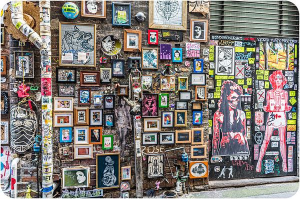 Hidden Lanes and Arcades, Melbourne