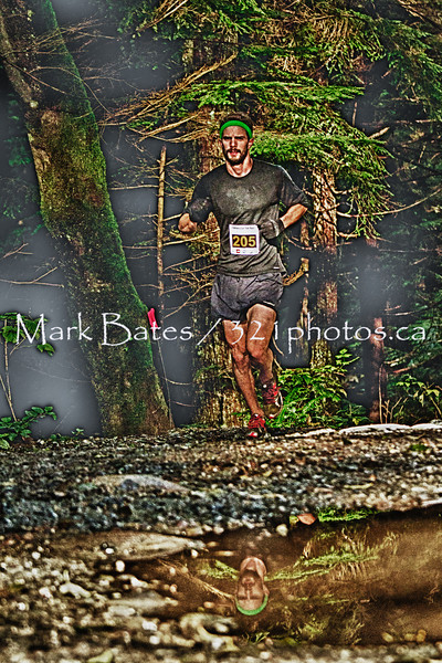 Hallows Eve Trail Run 2011