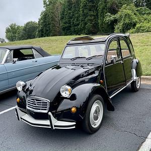 Cars & Coffee Winston Salem June
