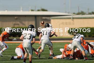 LaPorte JV B Football vs. Clear Brook 8/26/2015