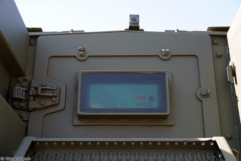 Бронеавтомобиль Тайфун К-53949 / КАМАЗ-53949 Тайфун-К 4х4 (Typhoon K-53949 / KAMAZ-53949 Typhoon-K 4x4)
