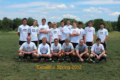 Excalibur 2012