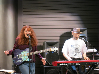 Playing @ the Plaza-Debbie Bond September 26, 2013