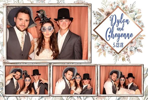 Dylon & Cheyenne's Wedding