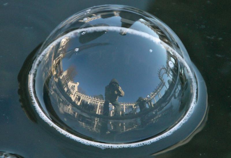 Boy in the bubble