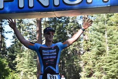 Lake Tahoe Tri Olympic/Half Finish