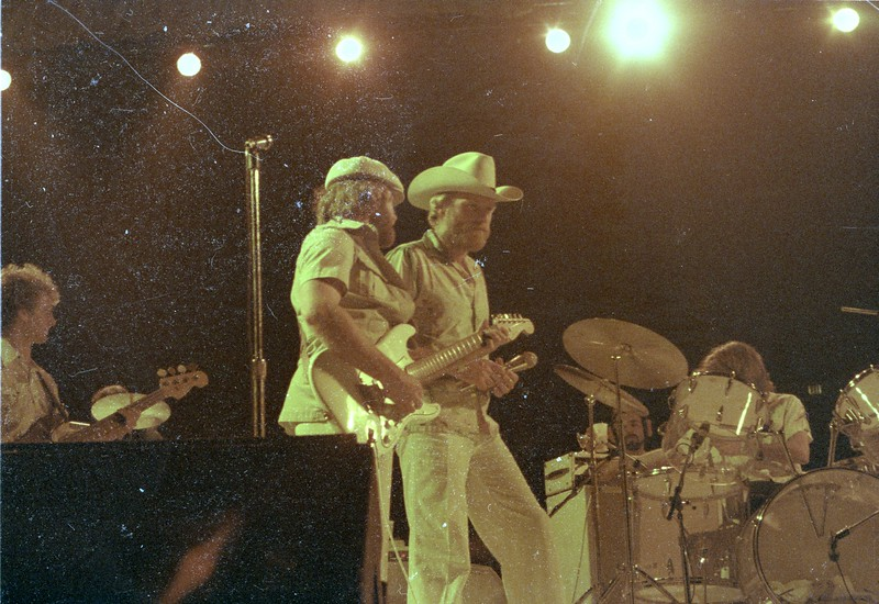 Beach Boys @ Broome Co Arena - 1980s