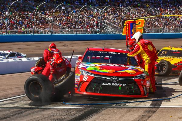 NASCAR Modern Times