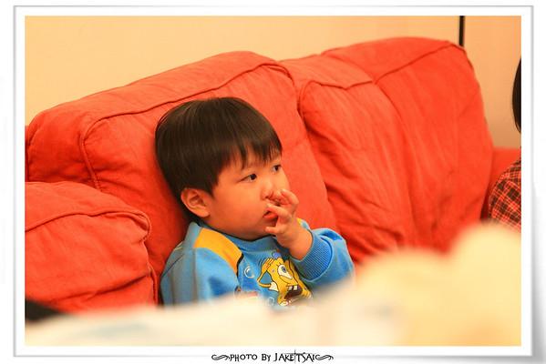 20111209 若慈家聚餐