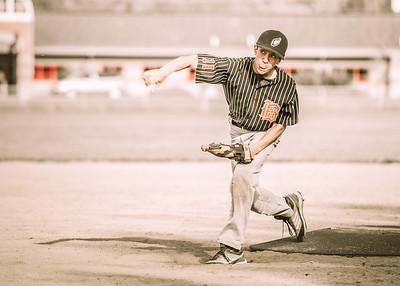 Blaine Middle School Baseball 2014
