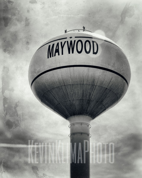 Maywood Water Tower