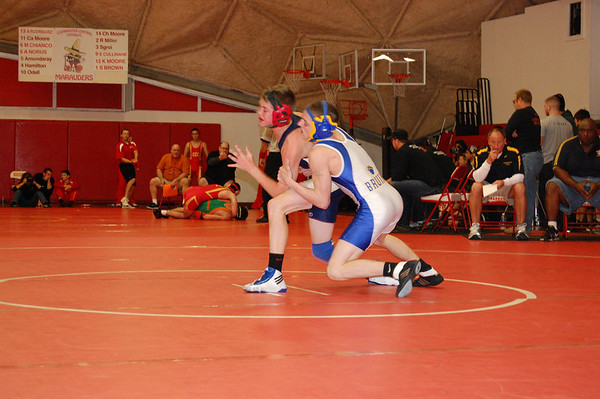 Clearwater Central Catholic Duals 2013