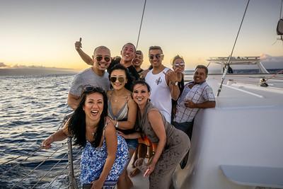 Tony & Leona Post Wedding   Sail Maui