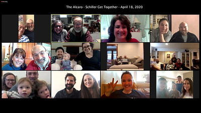 200418 Alcaro - Schiller Virtual Get Together - in the Time of the CoronaVirus