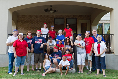 2012: Waldrep Family Reunion