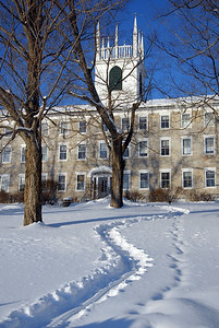 BBA In Winter photos by Gary Baker