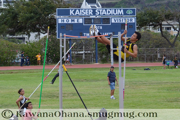 OIA Western Division Track & Field 2012