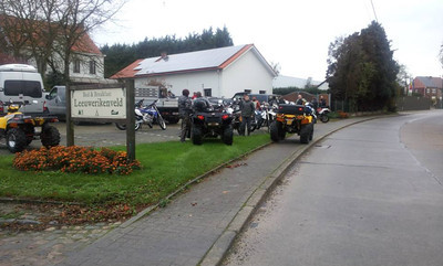 Enduro weekend Neerlinter 2 en 3/11/2013