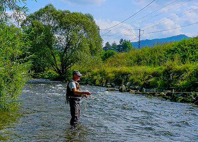Gallery 128 Zakopane fishing