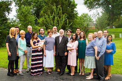 8/5/16 Gordon extended family