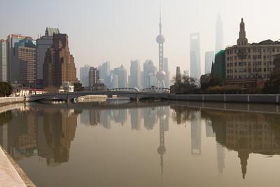 Day 1 - Shanghai