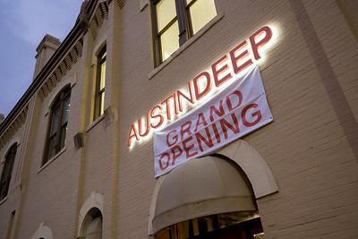 Austin Deep House Grand Opening Party
