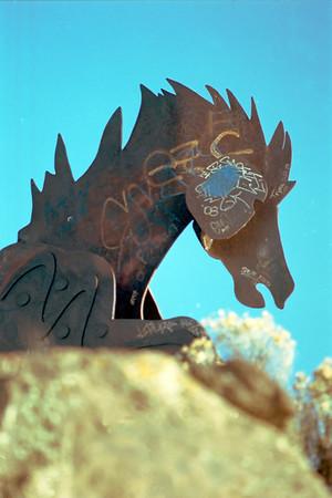 Wild Horse Sculpture Park