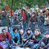 Occupy Wall Street Zuccotti Park Oct 6th 2011 HDR