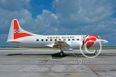 US Coast Guard Convair HC-131 Samaritan Military Airplane Pictures