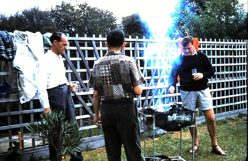 1961-4-3 (27) Mr Brown, Mr Hogg & Mr Swan @ Barwon Heads.JPG