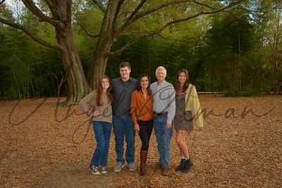 Turner Family Portraits