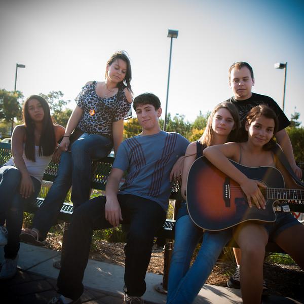 2012_10_01, CA, Santa_Clarita, lb.org, student recording session,