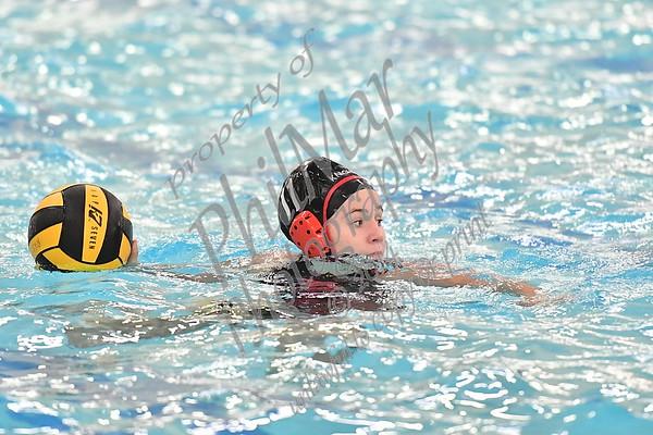 Reading vs Upper Perk Girls High School Water Polo 18 - 19