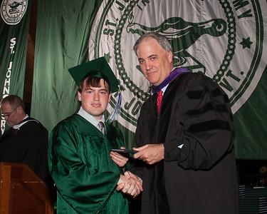 Commencement - Diplomas
