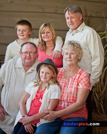 2011 Shaver Family