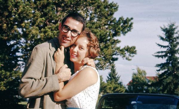 Carousel 24 Wedding + Honeymoon + Alberta 1960
