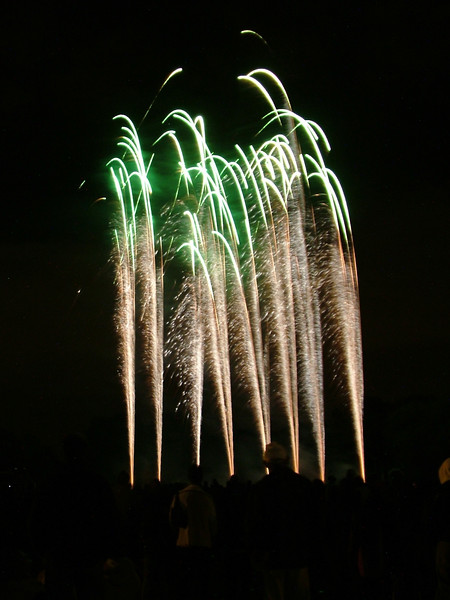 Tooting Fireworks 2005